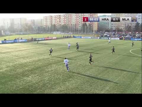 SESTŘIH TIPSPORT LIGY: FC Hradec Králové - FK Mladá Boleslav 0:1