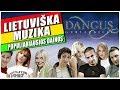 Dangus Geriausieji Pilnas Albumas Geriausia Lietuviška Muzika mp3