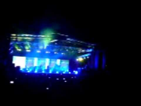Placebo - Post Blue (It's In The Water Baby) Live in athens(11-)2010)