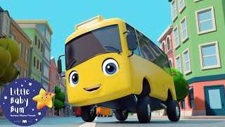 Little Baby Bum | 10 Little Buses + More Nursery Rhymes and Kids Songs | ABCs and 123s