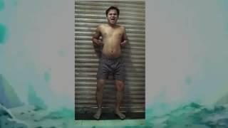 The first Indian 90 days body transformation super saiyan style.