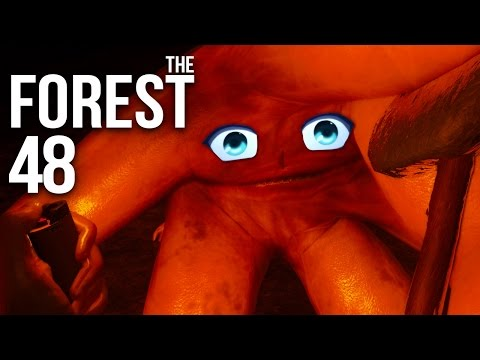 THE FOREST [HD+] #048 - Patch 0.04: Ofen aus für Muschi-Klaus ★ Let's Play The Forest