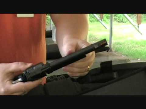 Heritage Rough Rider 22 Magnum Range Demo