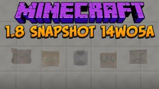 Minecraft 1.8 Snapshot 14w05a: Spectator Mode, Ejecting Minecarts & Barrier Block!