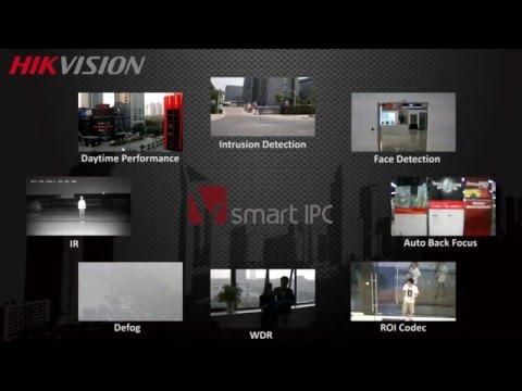 HIKVISION IP CAMERA TECHNOLOGY