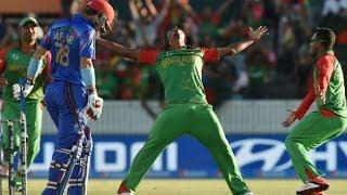 **Last Over** Bangladesh Vs Afghanistan 1st ODI 2016  25 September 2016