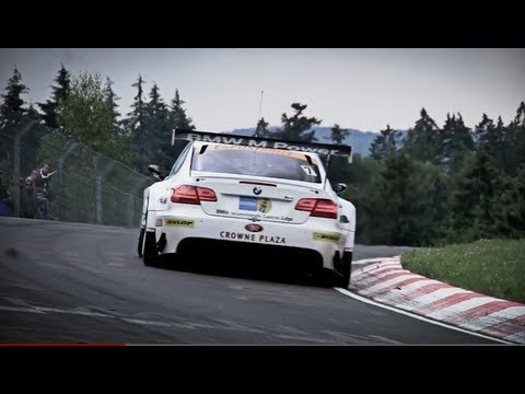 The 24 Hours of Nürburgring Experience - Launching DRIVE