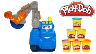Play Doh Construction Truck Playset for Children