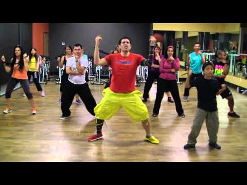 PSY - GENTLEMAN - Kpop Dance Fitness Class w/ Bradley - Crazy Sock TV