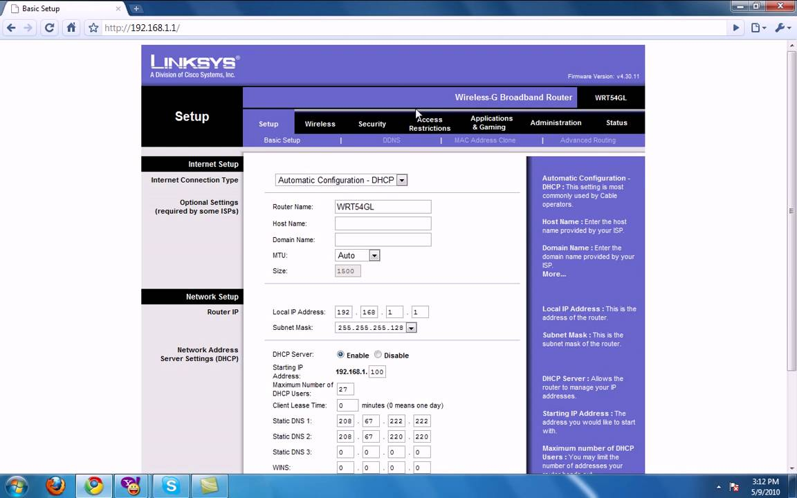 How To Block Any Site From Your Router (LINKSYS) - YouTube Clone Script