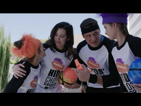 Cartwheel and Tennis Ball Challenge | Bratayley