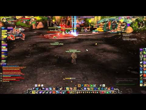 Mop 5.3 ptr: Deepwind Gorge (Hunter pvp)