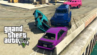 GTA 5 Online PC | CAT VS MOUSE 6 | THE SALT IS REAL | GTA 5 Funny Moments