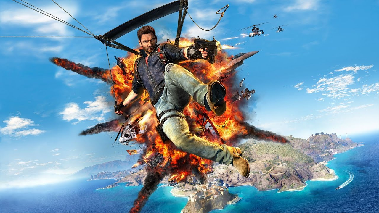 Unleash chaos in 'Just Cause 3'