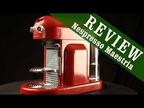 nespresso machine with steam wand