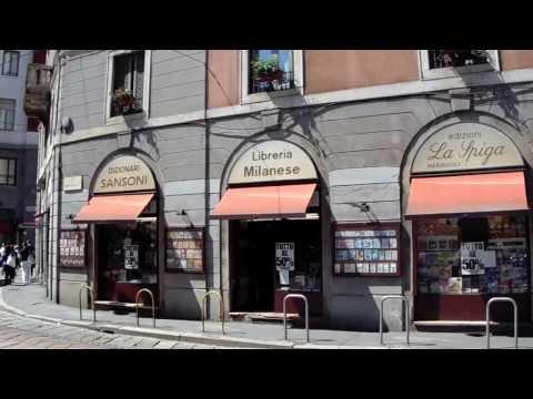 Libreria Milanese, via Meravigli