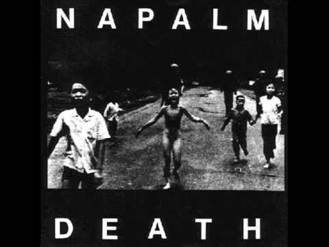 Napalm Death- The Curse(Ep1988)