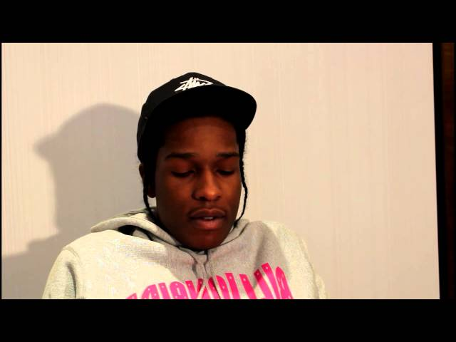 "ASAP ROCKY - ""FAITH IN GOD"" (@AmaruDonTV)"