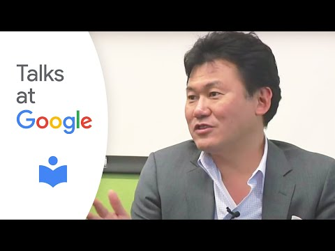 "Hiroshi Mikitani: ""Marketplace 3.0"": Talks at Google"
