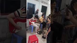 Hòa Tấu Sương Chiều+ban nhạc dễ thương.