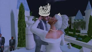 Kodak & Kavere Second Life Wedding - 9.23.17