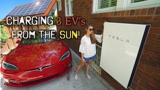 Tesla Powerwall 2 & Going Solar!