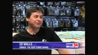 2011 Free Comic Book Day Fox News Story!