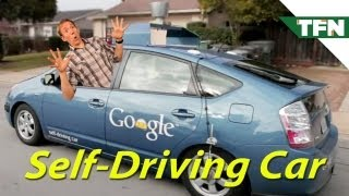 Google's Self-Driving Car Coming Soon?