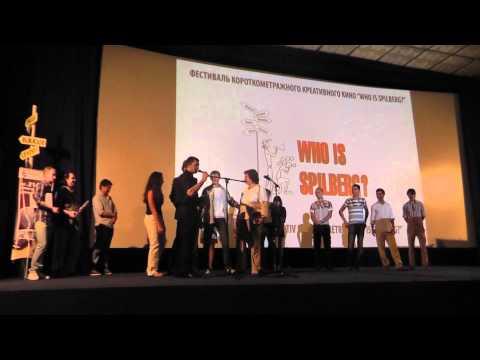 Заключительный показ работ фестиваля Who is Spilberg?