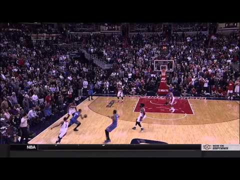 Russell Westbrook last-second game-winner in OT: Thunder at Wizards