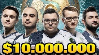 LIQUID vs NEWBEE - OMFG THEY DID IT TI7 GRAND FINALS Bo5 [Game 3]