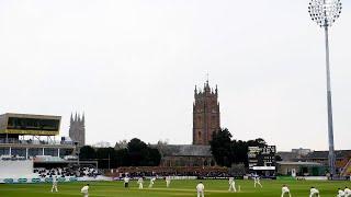 Specsavers CC: Somerset v Warwickshire - Day One LIVE