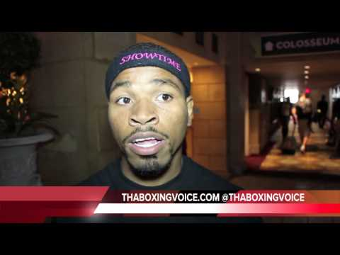 SHAWN PORTER SPEAKS ON FIGHT VS PHIL LO GRECO