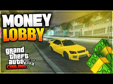 GTA 5 Modded MONEY Lobbies for Subscribers [1.34/1.28]