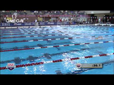 Men's 100m Backstroke C Final - 2012 Columbus Grand Prix