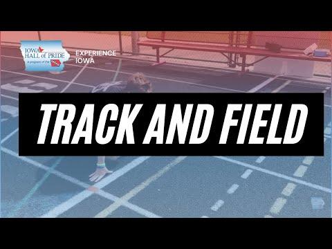Experience Iowa: Track
