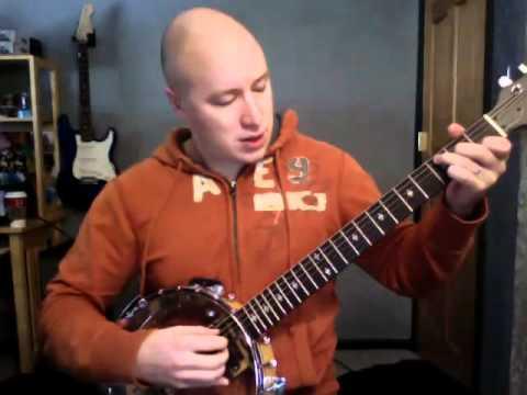 Gold Tone Banjitar Gt750 Gold Tone Banjitar Demo With