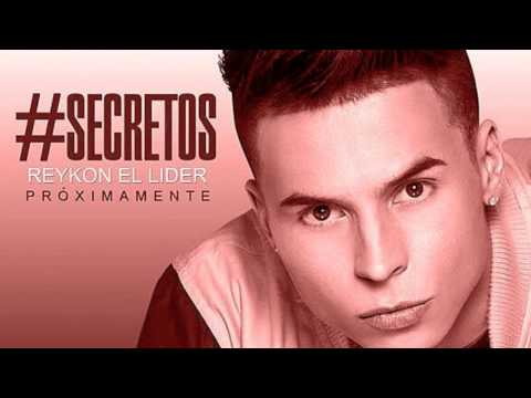 Secretos - Reykon El Lider (Original) (Video Music) (Letra) Reggaeton 2014