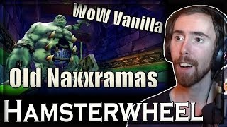 "Asmongold Reacts to ""WoW Vanilla - Was Old Naxxramas Really That Hard?"" by Hamsterwheel"
