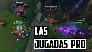 League of Legends - Jugando con mi equipo Bronze