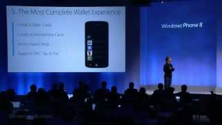 Windows Phone 8 -- Nokia Map