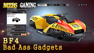 BF4 Bad Ass Gadgets / Accessories