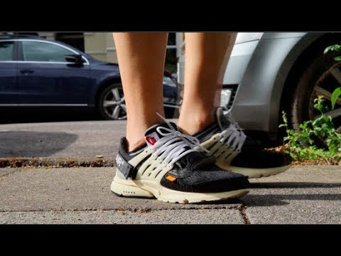 OFF WHITE PRESTO REVIEW + ON FEET