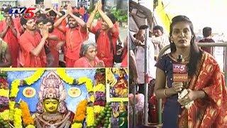 Dasara Sharan Navaratri Updates from Indrakeeladri | Dussehra 2018
