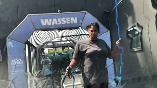 Automatic Car Wash Experience in Amsterdam Netherlands
