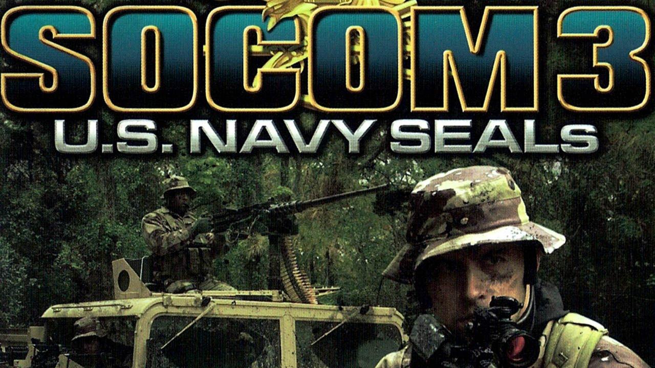 Us Navy Seals Video Games