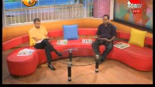 Press Release Sirasa TV 30-09-2014