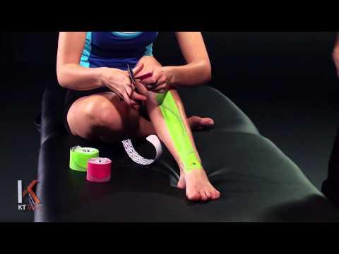 KT Tape: Shin Splints