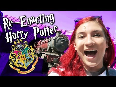 19 Years Later | HARRY POTTER CHALLENGE w/ Tessa Netting