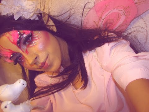 Halloween Makeup Fairy